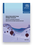 Download Marine Renewable Energy Strategic Framework Approach to Sustainable Development March 2011 Brochure
