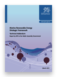 Download Marine Renewable Energy Strategic Framework Technical Addendum March 2011 Brochure